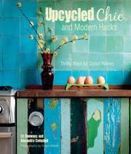 Upcycled Chic and Modern Hacks: Thrifty ways for stylish homes