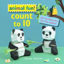 Animal Fun! Count to 10: Lift the flaps and find the number!