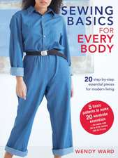 Sewing Basics for Every Body