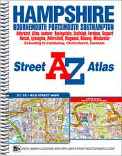 Hampshire Street Atlas