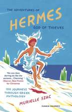 The Adventures of Hermes, God of Thieves
