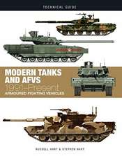 Modern Tanks and AFVs