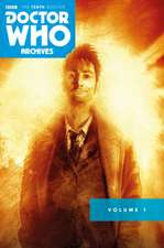 Doctor Who Archives:  Tenth Doctor Omnibus, Volume 1