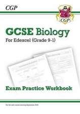 New Grade 9-1 GCSE Biology: Edexcel Exam Practice Workbook