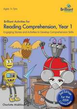 Brilliant Activities for Reading Comprehension, Year 1 (2nd Edition)