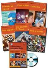 Brilliant French Information Books pack - Level 2