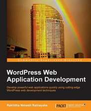 Wordpress Web Application Development:  Nos. 17 to 31 (May 1822 to May 1823)