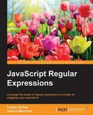 JavaScript Regular Expressions