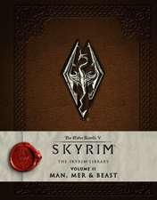 The Elder Scrolls V:  Man, Mer and Beast