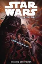 Star Wars - Rebel Girl