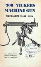 .300 Vickers Machine Gun Mechanism Made Easy