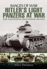 Hitler's Light Panzers at War