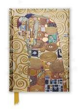 Klimt Fulfilment, Stoclet Frieze (Foiled Journal)