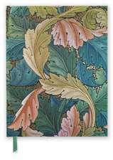 William Morris: Acanthus (Blank Sketch Book)