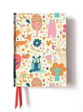 Forest Animals (Contemporary Foiled Journal)
