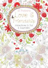 Love & Friendship Postcard Book: Adventures in Ink and Inspiration