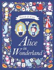 Search and Find Alice in Wonderland