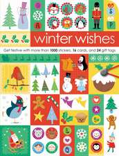 Sticker Chic Winter Wishes