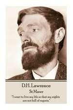 D.H. Lawrence - St Mawr