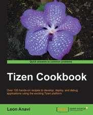 Tizen Cookbook