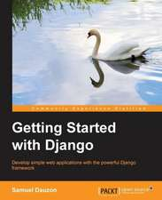 Getting Started with Django:  Develop, Communicate, and Collaborate with R
