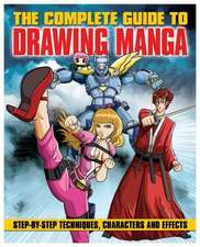 Complete Guide to Drawing Manga