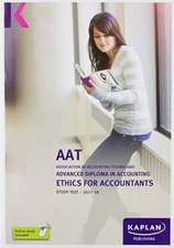 Ethics for Accountants