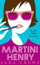 Crowe, S: Martini Henry