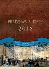 Bradshaw S Diary 2018