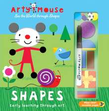 Arty Mouse - Shapes