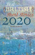 Best British Short Stories 2020
