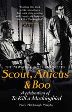Scout, Atticus & Boo