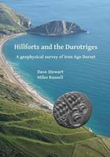 Hillforts and the Durotriges