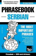 English-Serbian Phrasebook and 3000-Word Topical Vocabulary:  Proceedings of the 43rd Annual Conference on Computer Applications and Quantitative Methods in Archaeology