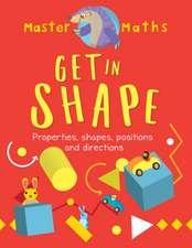 Master Maths Book 4: Get in Shape