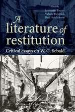 Literature of Restitution