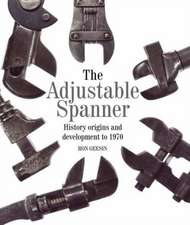 The Adjustable Spanner