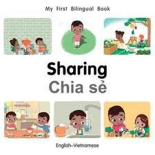 My First Bilingual Book-Sharing (English-Vietnamese)