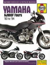 Yamaha XJ900F Fours