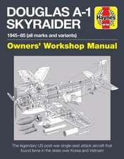 Douglas A-1 Skyraider Manual