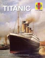 RMS Titanic (Icon Manual)
