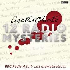Agatha Christie:  Twelve BBC Radio 4 Dramatisations
