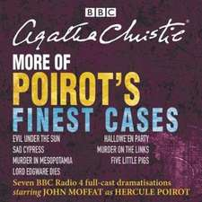 Christie, A: More of Poirot's Finest Cases