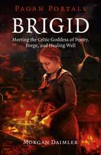 Pagan Portals – Brigid – Meeting the Celtic Goddess of Poetry, Forge, and Healing Well