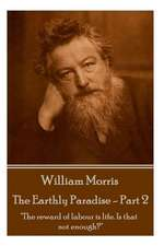William Morris - The Earthly Paradise - Part 2