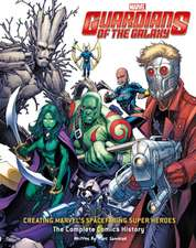 Guardians of the Galaxy Drawing Marvel's Cosmic Crusaders