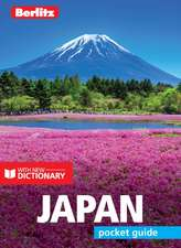 Berlitz Pocket Guide Japan (Travel Guide with Dictionary)