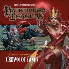 Pathfinder Legends - Curse of the Crimson Throne