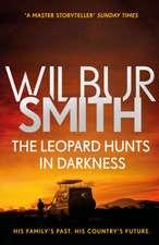 Leopard Hunts in Darkness