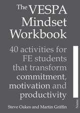 The VESPA Mindset Workbook
